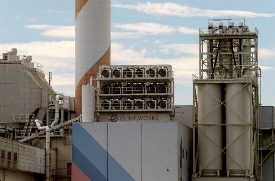 Исландияда көмірқышқыл газын жұтып алатын құрылғы іске қосылды